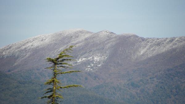 """""""Alpe della Luna"""" neve """"San Giustino"""" ottobre 2012"""