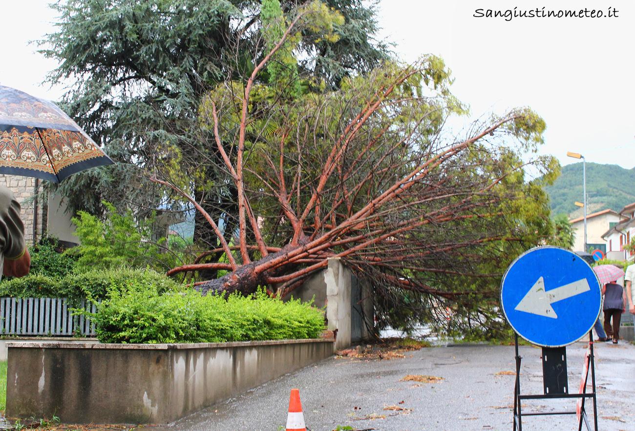 Tempesta San Giustino 22 Luglio 2013