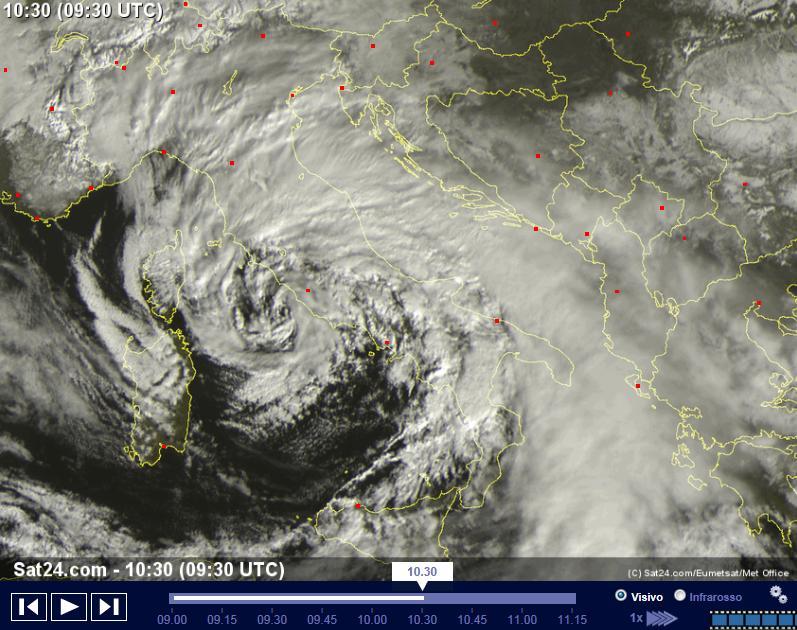 "satellite Neve ""San Giustino"" ""Febbraio 2012"" buran"