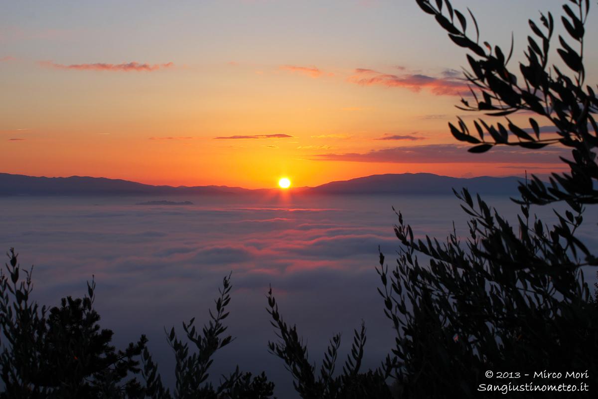 Nebbia San Giustino