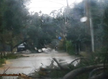 05 Marzo 2015 – Venti da uragano in Altotevere