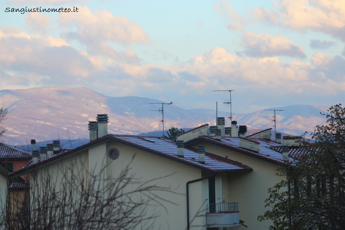 Neve 7 Aprile 2015 San Giustino