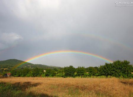 Arcobaleno dopo il temporale