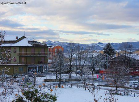 22 Novembre 2015 – La neve inaspettata
