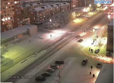 Dal Mondo: Autunno freddo in Europa e Russia