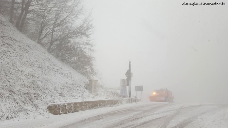 Neve San Giustino Meteo Bocca Trabaria