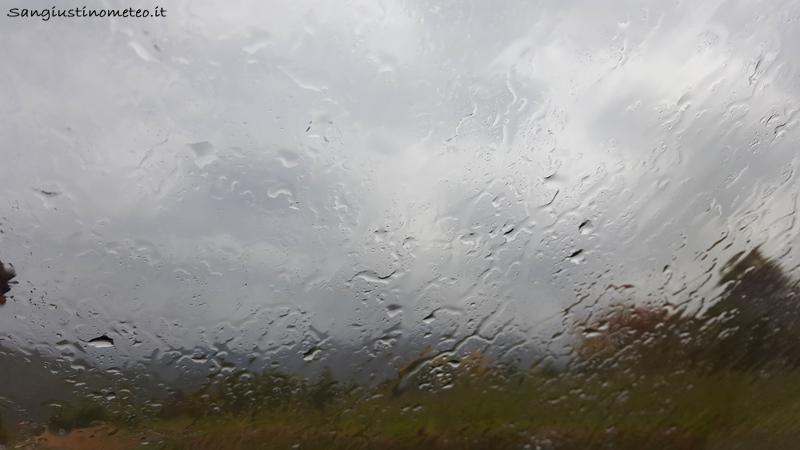 San Giustino Meteo pioggia rain