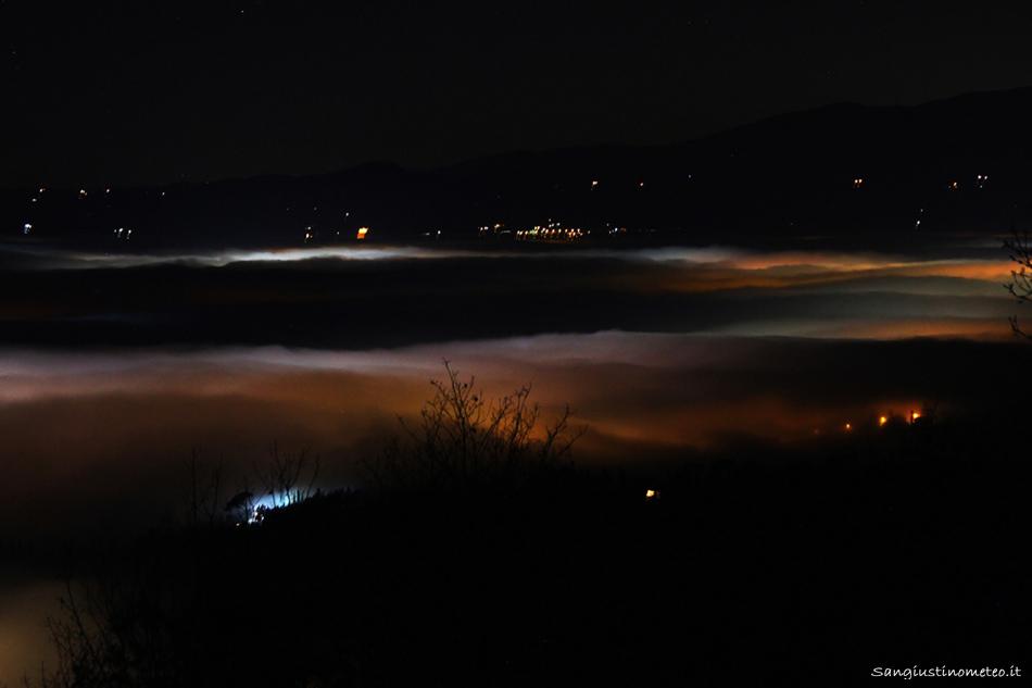 Nebbia san giustino meteo